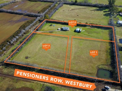 Lot 1  3 264 pensioners row