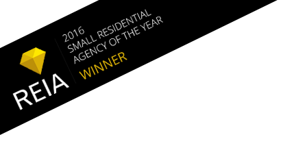 2016 REIA National Awards for Excellence - Small Residential Agency of the Year